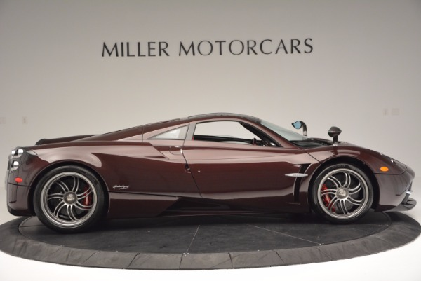 Used 2014 Pagani Huyara for sale Sold at Rolls-Royce Motor Cars Greenwich in Greenwich CT 06830 8