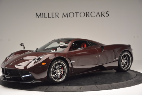 Used 2014 Pagani Huyara for sale Sold at Rolls-Royce Motor Cars Greenwich in Greenwich CT 06830 1