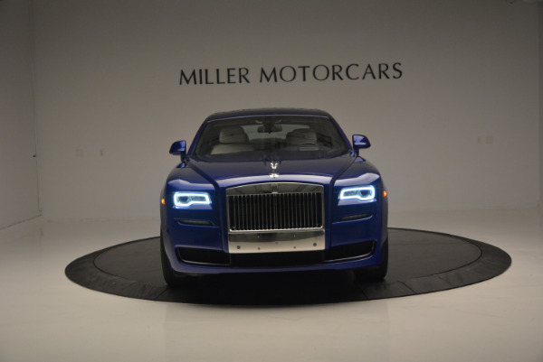 Used 2016 ROLLS-ROYCE GHOST SERIES II for sale Sold at Rolls-Royce Motor Cars Greenwich in Greenwich CT 06830 14