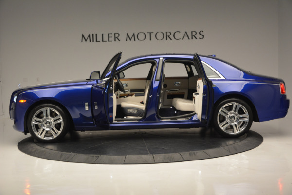 Used 2016 ROLLS-ROYCE GHOST SERIES II for sale Sold at Rolls-Royce Motor Cars Greenwich in Greenwich CT 06830 16
