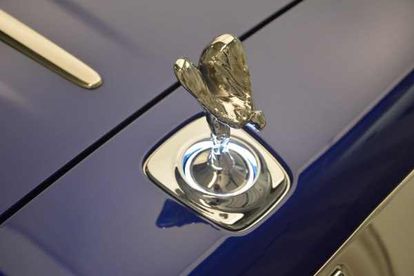 Used 2016 ROLLS-ROYCE GHOST SERIES II for sale Sold at Rolls-Royce Motor Cars Greenwich in Greenwich CT 06830 18