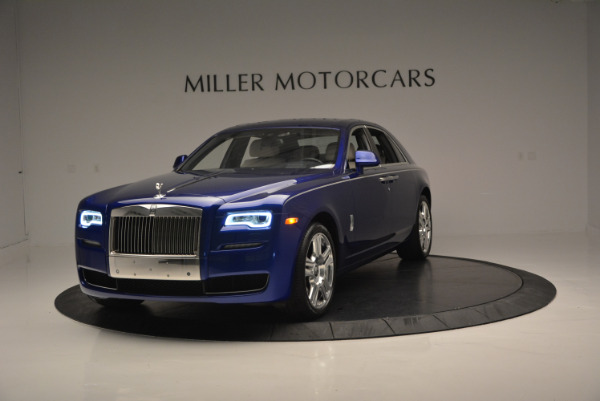 Used 2016 ROLLS-ROYCE GHOST SERIES II for sale Sold at Rolls-Royce Motor Cars Greenwich in Greenwich CT 06830 2
