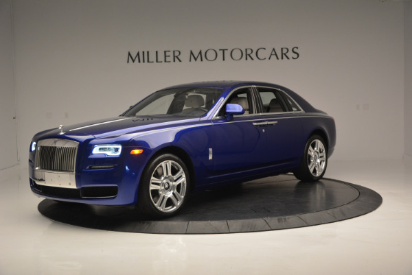 Used 2016 ROLLS-ROYCE GHOST SERIES II for sale Sold at Rolls-Royce Motor Cars Greenwich in Greenwich CT 06830 3