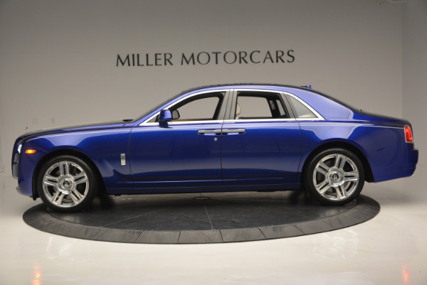 Used 2016 ROLLS-ROYCE GHOST SERIES II for sale Sold at Rolls-Royce Motor Cars Greenwich in Greenwich CT 06830 4