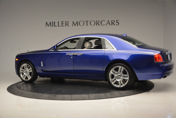 Used 2016 ROLLS-ROYCE GHOST SERIES II for sale Sold at Rolls-Royce Motor Cars Greenwich in Greenwich CT 06830 5