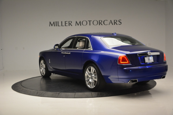 Used 2016 ROLLS-ROYCE GHOST SERIES II for sale Sold at Rolls-Royce Motor Cars Greenwich in Greenwich CT 06830 6