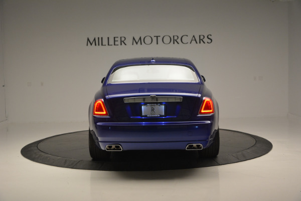 Used 2016 ROLLS-ROYCE GHOST SERIES II for sale Sold at Rolls-Royce Motor Cars Greenwich in Greenwich CT 06830 7