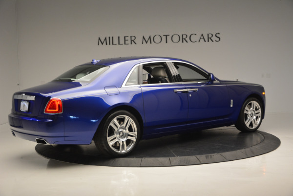 Used 2016 ROLLS-ROYCE GHOST SERIES II for sale Sold at Rolls-Royce Motor Cars Greenwich in Greenwich CT 06830 9