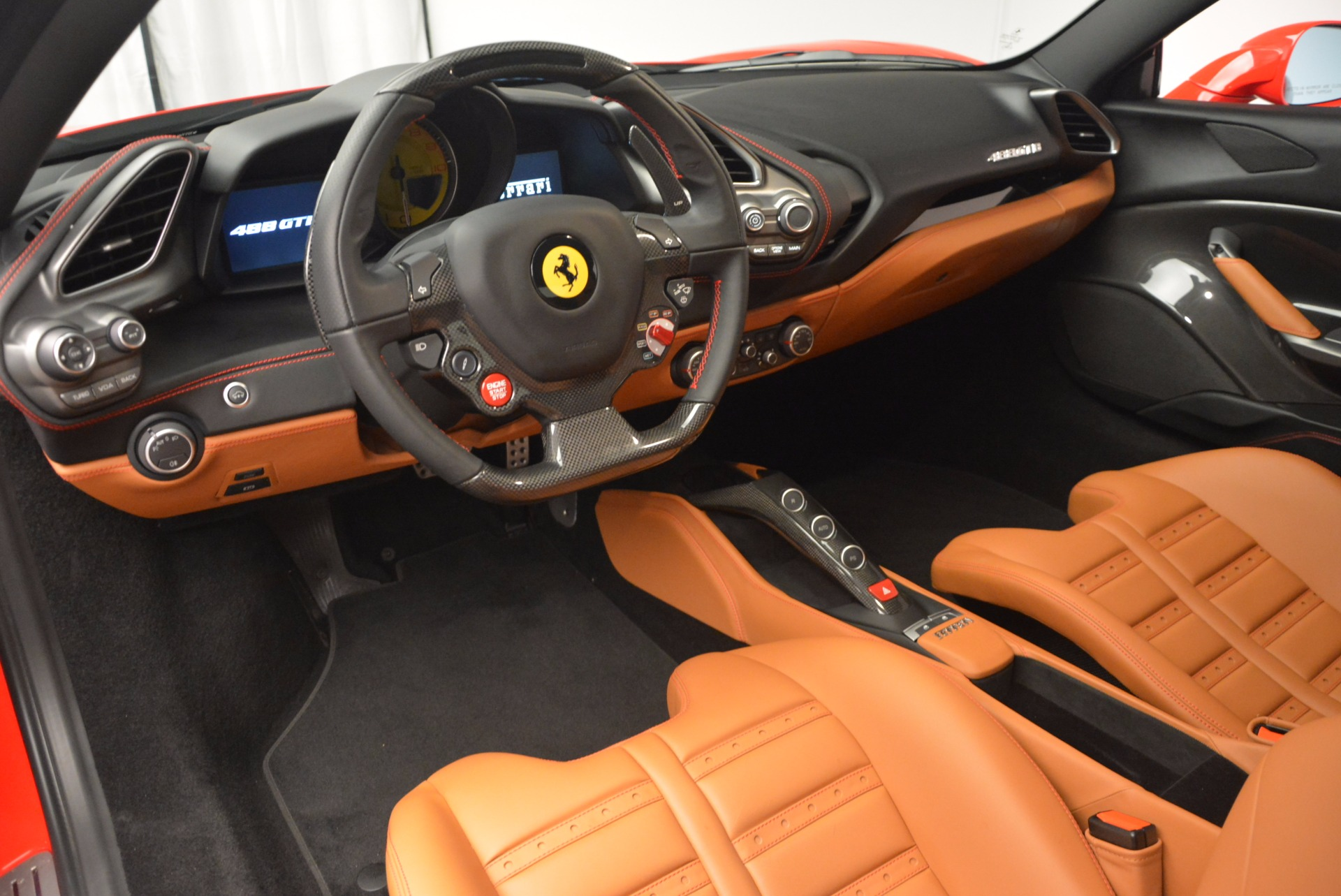 Pre Owned 2016 Ferrari 488 Gtb For Sale Special Pricing Rolls Royce Motor Cars Greenwich Stock 4407