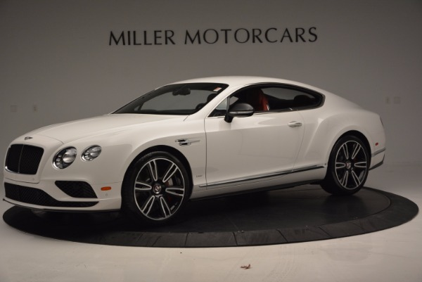 New 2017 Bentley Continental GT V8 S for sale Sold at Rolls-Royce Motor Cars Greenwich in Greenwich CT 06830 2