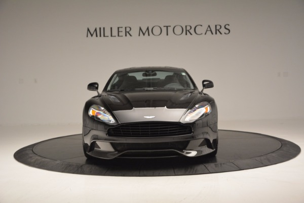 Used 2017 Aston Martin Vanquish Coupe for sale Sold at Rolls-Royce Motor Cars Greenwich in Greenwich CT 06830 12