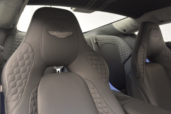 Used 2017 Aston Martin Vanquish Coupe for sale Sold at Rolls-Royce Motor Cars Greenwich in Greenwich CT 06830 19