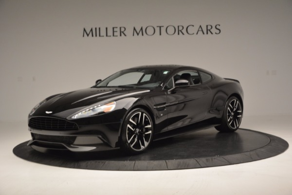 Used 2017 Aston Martin Vanquish Coupe for sale Sold at Rolls-Royce Motor Cars Greenwich in Greenwich CT 06830 2