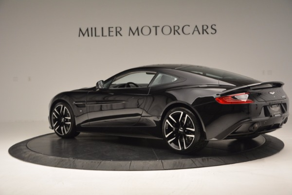 Used 2017 Aston Martin Vanquish Coupe for sale Sold at Rolls-Royce Motor Cars Greenwich in Greenwich CT 06830 4