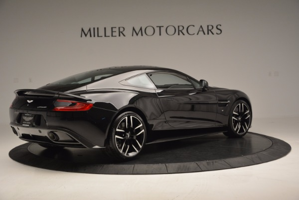 Used 2017 Aston Martin Vanquish Coupe for sale Sold at Rolls-Royce Motor Cars Greenwich in Greenwich CT 06830 8