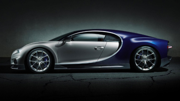 New 2020 Bugatti Chiron for sale Sold at Rolls-Royce Motor Cars Greenwich in Greenwich CT 06830 3