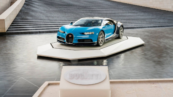New 2020 Bugatti Chiron for sale Sold at Rolls-Royce Motor Cars Greenwich in Greenwich CT 06830 4