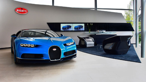 New 2020 Bugatti Chiron for sale Call for price at Rolls-Royce Motor Cars Greenwich in Greenwich CT 06830 5