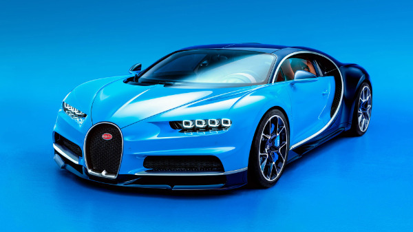 New 2020 Bugatti Chiron for sale Sold at Rolls-Royce Motor Cars Greenwich in Greenwich CT 06830 1