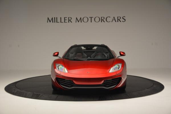 Used 2013 McLaren MP4-12C Base for sale Sold at Rolls-Royce Motor Cars Greenwich in Greenwich CT 06830 12