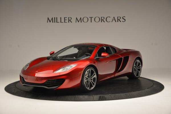 Used 2013 McLaren MP4-12C Base for sale Sold at Rolls-Royce Motor Cars Greenwich in Greenwich CT 06830 13