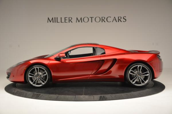 Used 2013 McLaren MP4-12C Base for sale Sold at Rolls-Royce Motor Cars Greenwich in Greenwich CT 06830 14