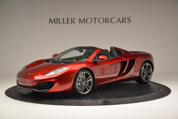 Used 2013 McLaren MP4-12C Base for sale Sold at Rolls-Royce Motor Cars Greenwich in Greenwich CT 06830 2