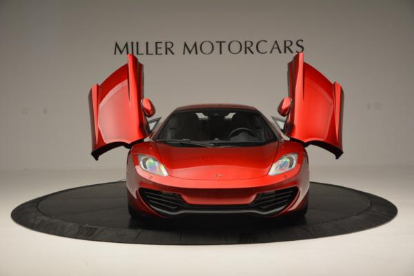 Used 2013 McLaren MP4-12C Base for sale Sold at Rolls-Royce Motor Cars Greenwich in Greenwich CT 06830 20