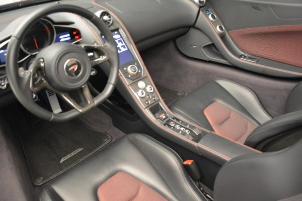 Used 2013 McLaren MP4-12C Base for sale Sold at Rolls-Royce Motor Cars Greenwich in Greenwich CT 06830 22