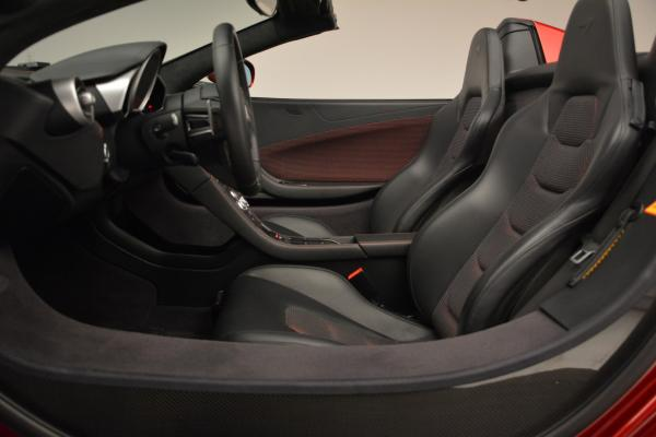 Used 2013 McLaren MP4-12C Base for sale Sold at Rolls-Royce Motor Cars Greenwich in Greenwich CT 06830 23