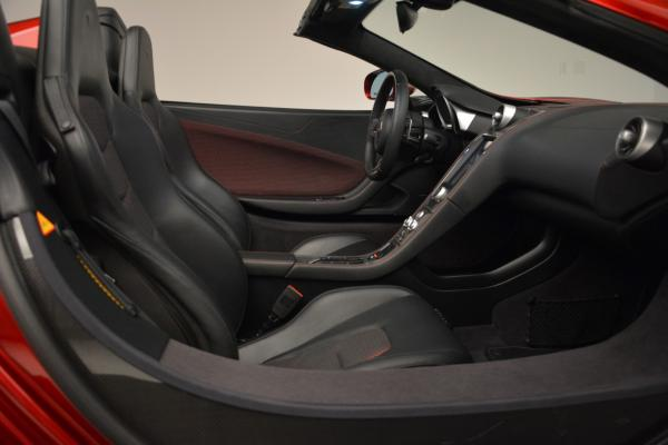 Used 2013 McLaren MP4-12C Base for sale Sold at Rolls-Royce Motor Cars Greenwich in Greenwich CT 06830 27