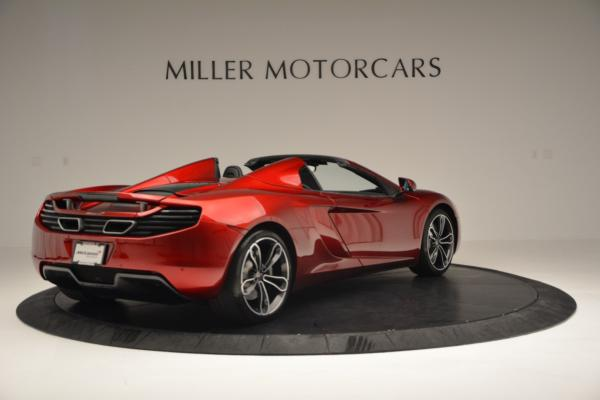 Used 2013 McLaren MP4-12C Base for sale Sold at Rolls-Royce Motor Cars Greenwich in Greenwich CT 06830 7