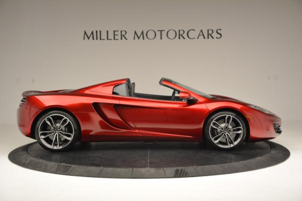 Used 2013 McLaren MP4-12C Base for sale Sold at Rolls-Royce Motor Cars Greenwich in Greenwich CT 06830 9
