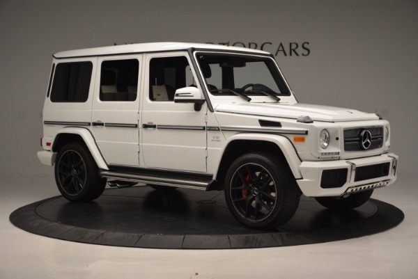 Used 2016 Mercedes Benz G-Class AMG G65 for sale Sold at Rolls-Royce Motor Cars Greenwich in Greenwich CT 06830 10