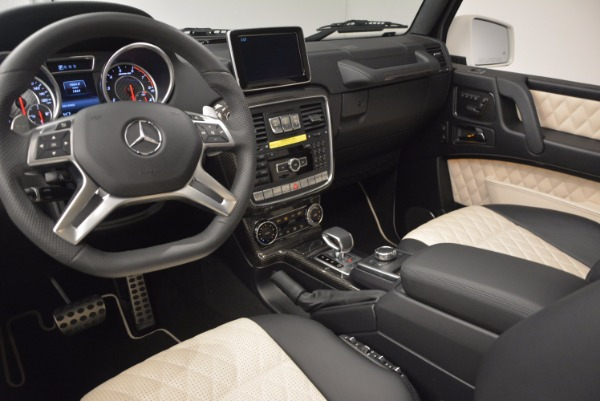 Used 2016 Mercedes Benz G-Class AMG G65 for sale Sold at Rolls-Royce Motor Cars Greenwich in Greenwich CT 06830 15