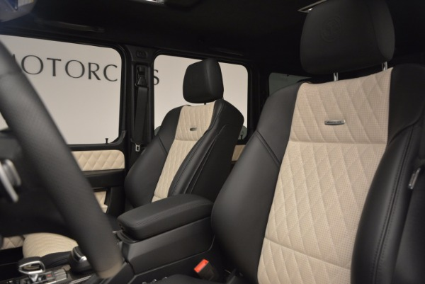 Used 2016 Mercedes Benz G-Class AMG G65 for sale Sold at Rolls-Royce Motor Cars Greenwich in Greenwich CT 06830 17
