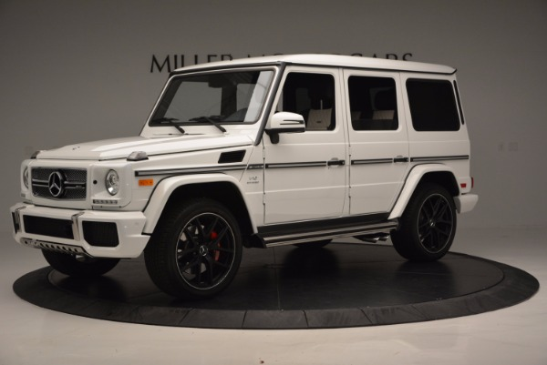 Used 2016 Mercedes Benz G-Class AMG G65 for sale Sold at Rolls-Royce Motor Cars Greenwich in Greenwich CT 06830 2