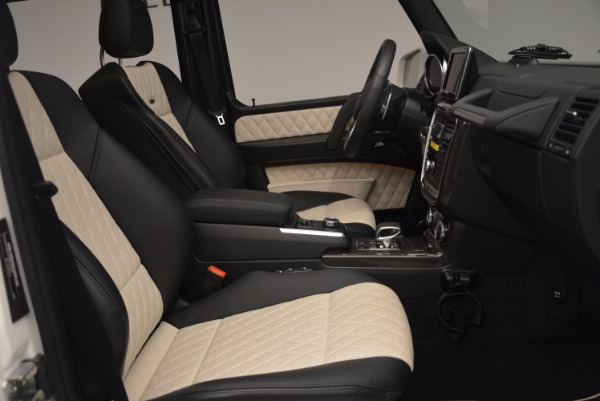 Used 2016 Mercedes Benz G-Class AMG G65 for sale Sold at Rolls-Royce Motor Cars Greenwich in Greenwich CT 06830 20