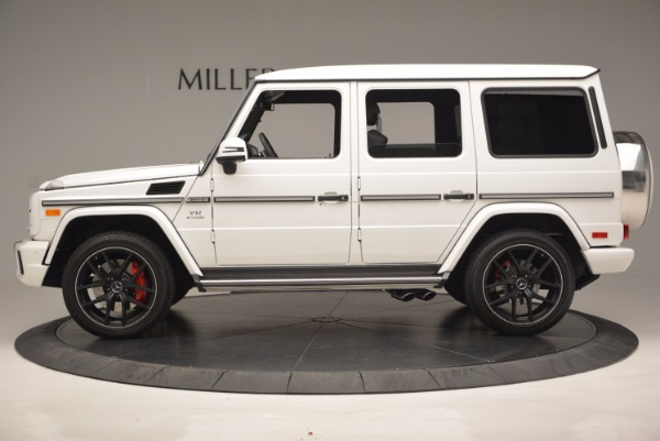 Used 2016 Mercedes Benz G-Class AMG G65 for sale Sold at Rolls-Royce Motor Cars Greenwich in Greenwich CT 06830 3