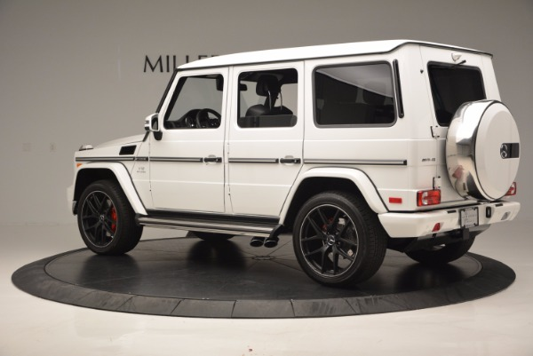 Used 2016 Mercedes Benz G-Class AMG G65 for sale Sold at Rolls-Royce Motor Cars Greenwich in Greenwich CT 06830 4