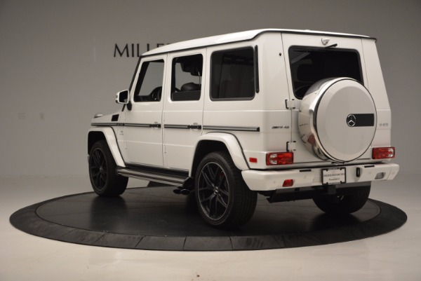Used 2016 Mercedes Benz G-Class AMG G65 for sale Sold at Rolls-Royce Motor Cars Greenwich in Greenwich CT 06830 5