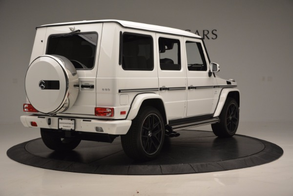 Used 2016 Mercedes Benz G-Class AMG G65 for sale Sold at Rolls-Royce Motor Cars Greenwich in Greenwich CT 06830 7