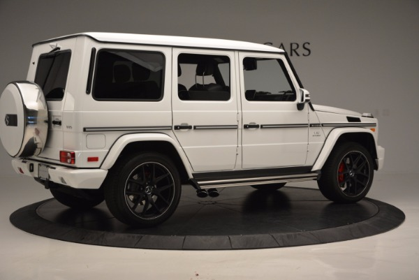 Used 2016 Mercedes Benz G-Class AMG G65 for sale Sold at Rolls-Royce Motor Cars Greenwich in Greenwich CT 06830 8