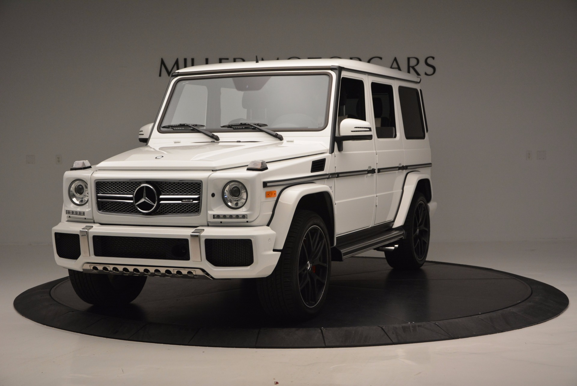 Used 2016 Mercedes Benz G-Class AMG G65 for sale Sold at Rolls-Royce Motor Cars Greenwich in Greenwich CT 06830 1