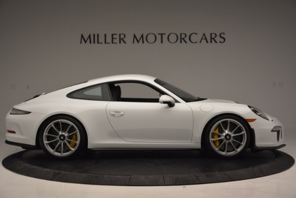 Used 2016 Porsche 911 R for sale Sold at Rolls-Royce Motor Cars Greenwich in Greenwich CT 06830 10