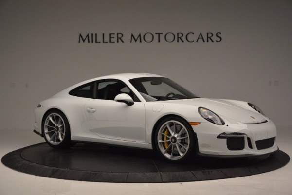 Used 2016 Porsche 911 R for sale Sold at Rolls-Royce Motor Cars Greenwich in Greenwich CT 06830 11