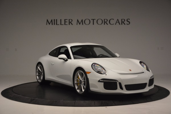 Used 2016 Porsche 911 R for sale Sold at Rolls-Royce Motor Cars Greenwich in Greenwich CT 06830 12