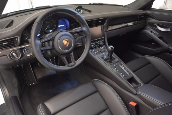 Used 2016 Porsche 911 R for sale Sold at Rolls-Royce Motor Cars Greenwich in Greenwich CT 06830 13