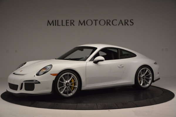 Used 2016 Porsche 911 R for sale Sold at Rolls-Royce Motor Cars Greenwich in Greenwich CT 06830 2
