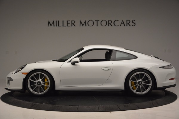 Used 2016 Porsche 911 R for sale Sold at Rolls-Royce Motor Cars Greenwich in Greenwich CT 06830 3